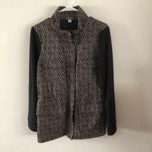 MARKET & SPRUCE | Casola Knit Cargo Jacket